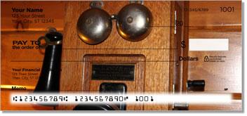 Vintage Phone Theme Checks