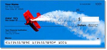 Aerobatic Air Show Design Checks