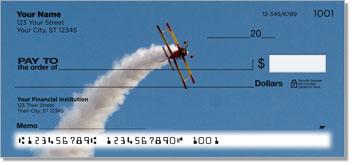 Aerobatic Air Show Theme Checks