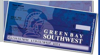 Green Bay Southwest Academic Side Tear Theme Checks