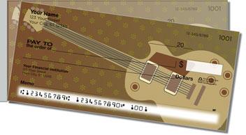 Guitar Side Tear Design Checks