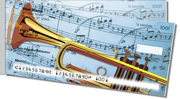 Musical Instrument Side Tear Theme Checks