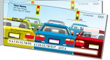 Traffic Jam Side Tear Design Checks