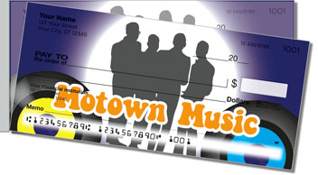 Motown Side Tear Design Checks