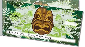 Hawaii Vacation Side Tear Design Checks