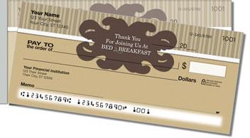 Bed & Breakfast Side Tear Theme Checks