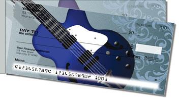 Electric Guitar Side Tear Theme Checks