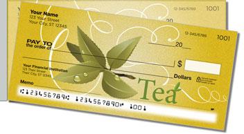 Tea Time Side Tear Design Checks