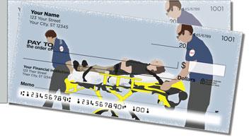 EMT Side Tear Personalized Checks