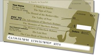 Sherlock Holmes Side Tear Theme Checks