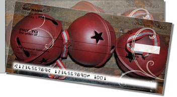 Bell Side Tear Personalized Checks