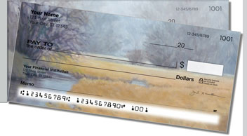 Sugar River Side Tear Personalized Checks