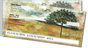 Remembering Trees Side Tear Personalized Checks