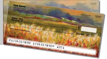 Grissom Landscape Side Tear Design Checks