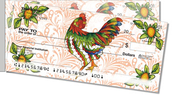 Embry Rooster Side Tear Theme Checks