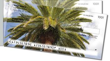Palm Tree Side Tear Theme Checks