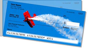 Aerobatic Air Show Side Tear Design Checks