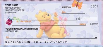 Winnie the Pooh Theme Checks